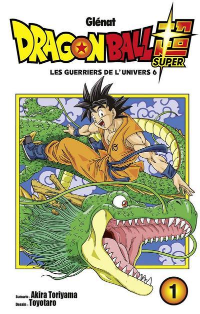 Dragon Ball Super tome 1 - Les guerriers de l'univers 6