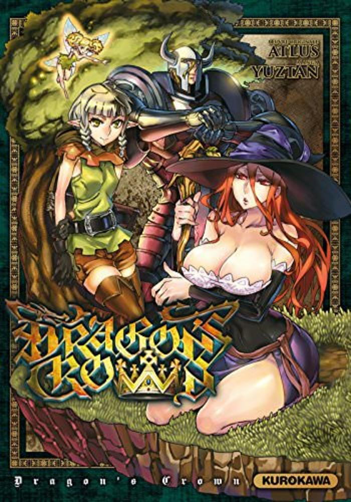Dragon's Crown, une sublime épopée