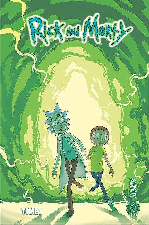 Rick and Morty Tome 1