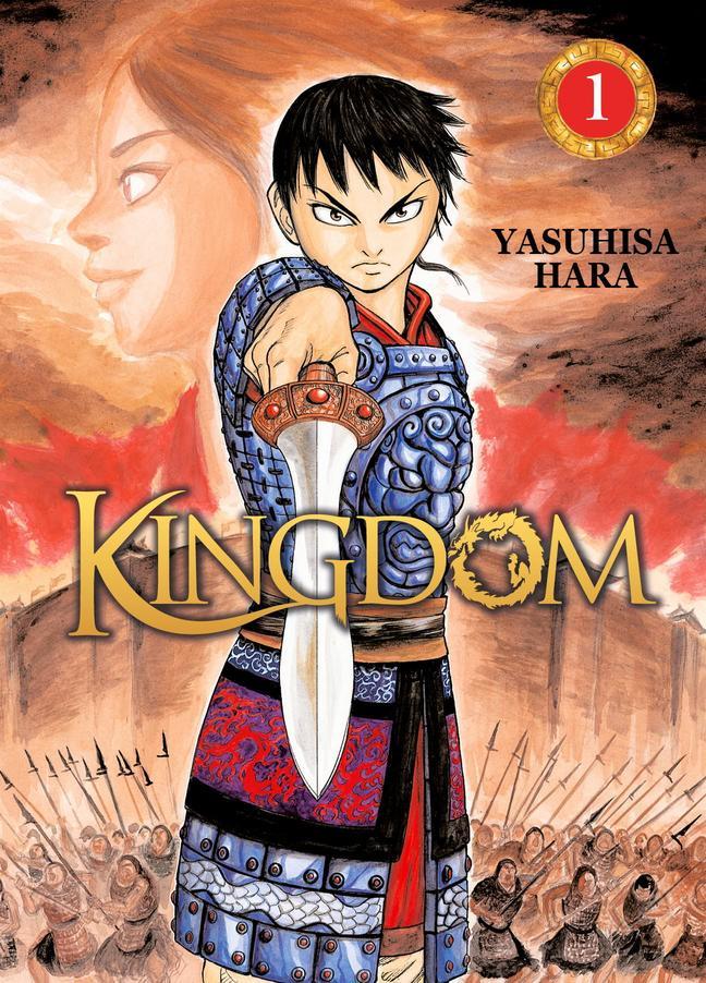 [Service Presse] Kingdom Tome 1