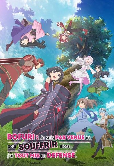 Affiche Bofuri