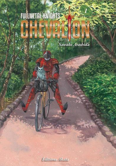 Fullmetal Knights Chevalion tome 1