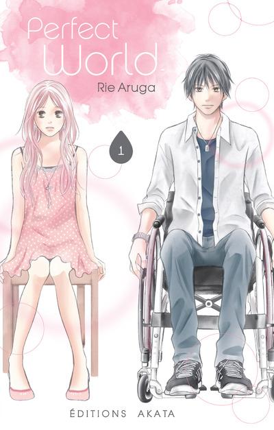 Perfect World tome 1 de Rie ARUGA - Une vision sincère du handicap moteur