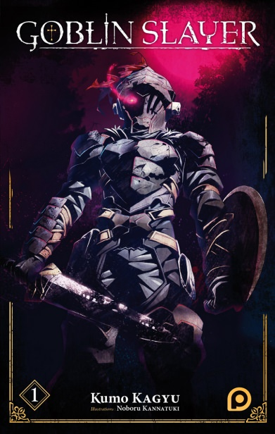 Goblin Slayer Tome 1 (Light Novel)