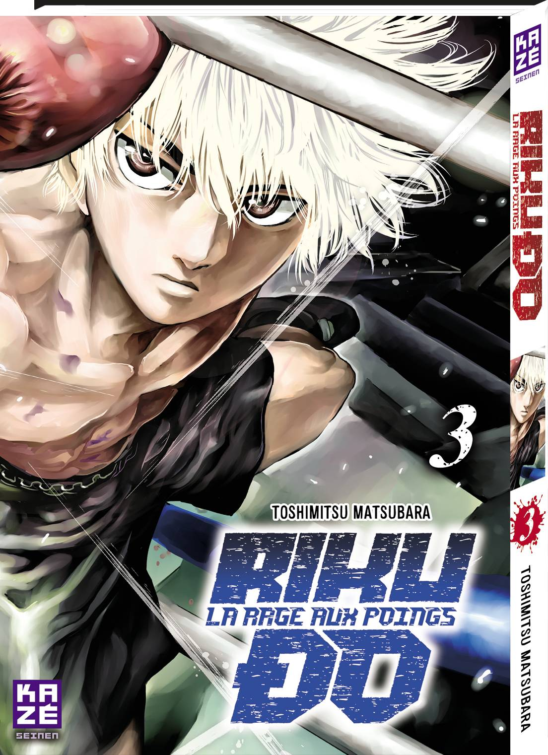 Riku-do tome 3