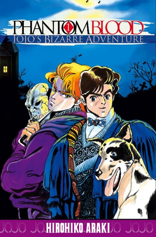 Jojo's Bizarre Adventure - Arc 1 Phantom Blood