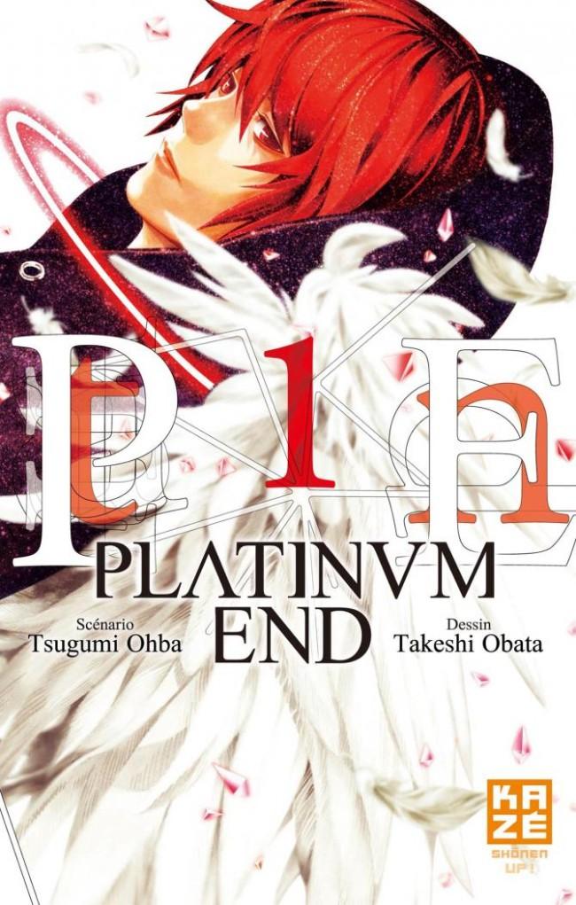 Platinum end tome 1