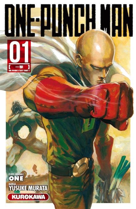 One Punch Man tome 1 : Un poing, c'est tout