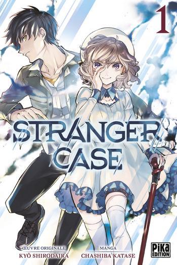 Stranger Case tome 1