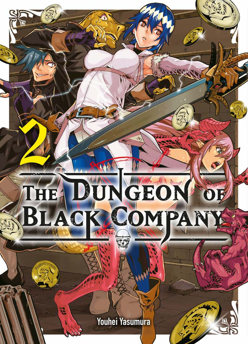 The Dungeon of Black Company Tome 2