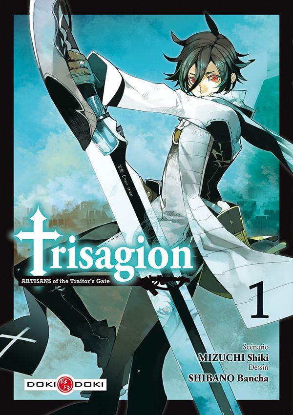 Trisagion tome 1