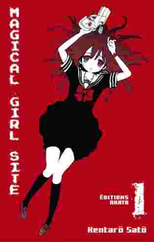 Magical girl site tome 1