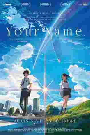 Your name. (Kimi no na wa.) de Makoto SHINKAI