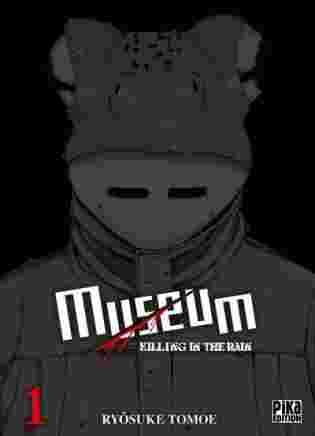 Museum - Killing in the rain Tome 1