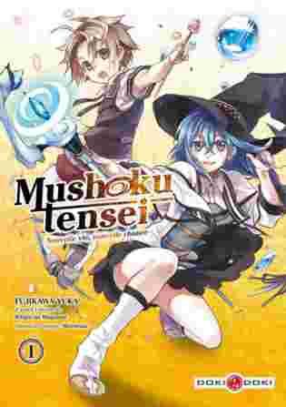 Mushoku Tensei Tome 1