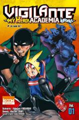 Vigilante - My Hero Academia Illegals tome 1