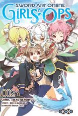 Sword Art Online - Girls' Ops Tome 2
