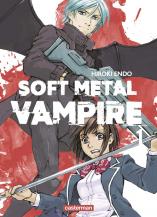 Jaquette du tome 1 de Soft Metal Vampire