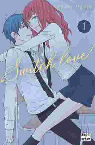 Jaquette de Switch Love Tome 1