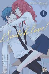 Jaquette de Switch Love Tome 1