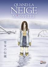 Jaquette du manga : Quand la neige m'appelle