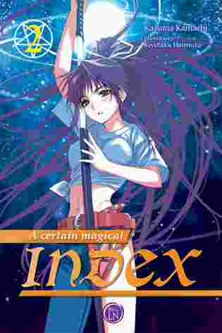 Couverture du tome 2 de A certain Magical Index
