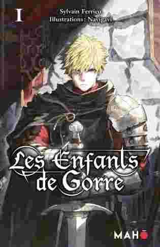 Couverture du Tome 1 de Les enfants de Gorre