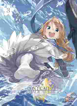 couverture du tome 3 de Don't call me magical girl, i'm OOXX