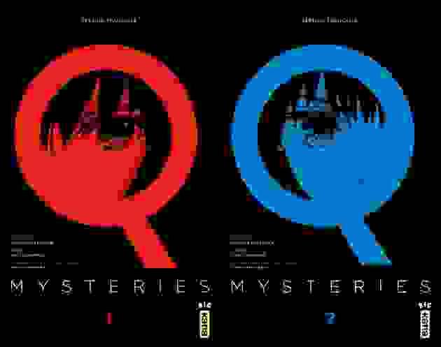 Q MYSTERIES tomes 1 et 2